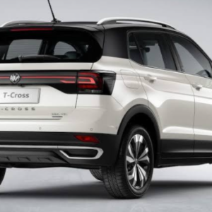 VW T-CROSS ENVELOPAMENTO DE TETO ( BLACK PIANO)